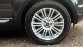 2012 Land Rover Range Rover Evoque 2.2 SD4 Prestige 5dr Automatic Diesel Hatchba