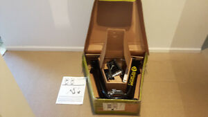 CycleOps Trainer with manual and original box case included