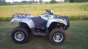 2008 Arctic Cat Thunder Cat 1000