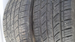 four 205/55R16 all seasons  TRURO