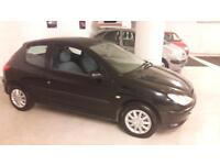 Peugeot 206 1.1 2001MY Style low miles 94,947