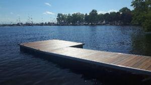 quai flottant