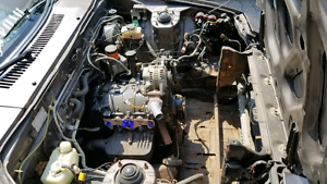 Rx7 motor 12a 1.1l lots of parts and gaskets