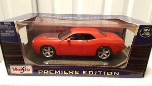 2006 Dodge Challenger Concept 1:18 diecast car