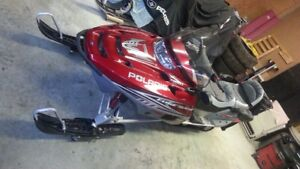2006 Polaris Edge Touring 550 Fan