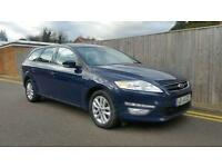 FORD MONDEO 2.0 TDCI ZETEC ESTATE 2012 RHD RIGHT HAND DRIVE GERMAN REGISTERED