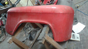 1955-66 Rear stepside fenders