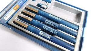 STAEDTLER MARS MATIC 700 SET WITH 4 TECHNICAL PENS West Island Greater Montréal image 2