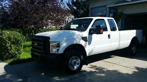 2009 Ford F-350 XL 4X4 Pickup Truck Long Box