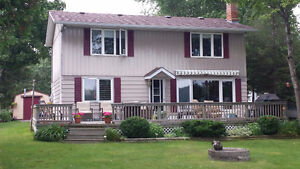 Rent a Waterfront Cottage in the Kawarthas on Sturgeon Lake
