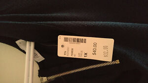 New with Tags Women's Top Size 1x Kitchener / Waterloo Kitchener Area image 2