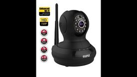IP camera MAISI ProHD 1MP Wireless Security IP Camera