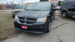 2011 DODGE GRAND CARAVAN STOW&GO