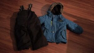 2t Carters snow suit EUC heavy duty bought for $100 last year London Ontario image 1