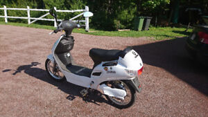 2012 Ecoped Scooter