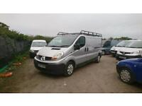 Renault Trafic 2.0TD LL29dCi 115, LWB, Air Con, 101k, Just Serviced. Very Clean