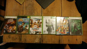 XBox 360 Controller and XBox Games