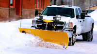 SNOWPLOWING SNOW REMOVAL