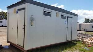 6x3m Transportable Shower Building Bullsbrook Swan Area Preview