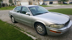 02 Buick Park Ave