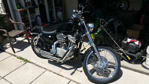 Harley Sportster 883C with 1214cc kit-Very Clean