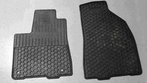 Floor mats 2015 Toyota Highlander Cambridge Kitchener Area image 2