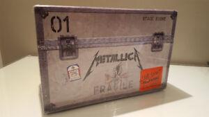 Metallica VHS/CD Unopened box set!