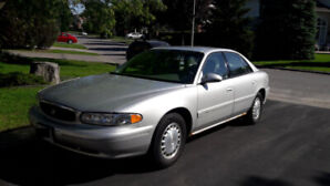 Great working condition 2002 Buick Century for sale, 146k only.