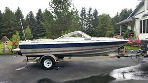 **Excellent Fishing/Skiing Boat For Sale**