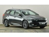 2018 Ford Focus 1.0 EcoBoost 125 ST-Line Navigation 5dr Auto Estate petrol Autom