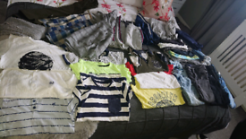 Clothes bundle, next and river island 6-8 years