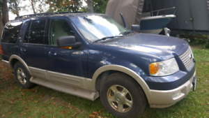 2005 Ford Expidition  Eddie Bauer Edition