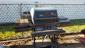 Gas bbq in excellent condition