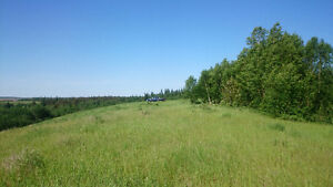 10 acres for sale with beautiful views of river valley