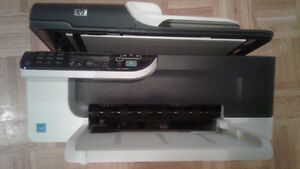 Printer HP Officejet J4580 All in one