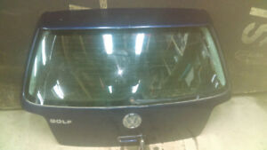 tail gate golf mk4