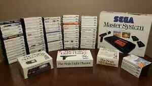 Sega Master System Collection Cambridge Kitchener Area image 1