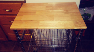 Microwave stand for sale!