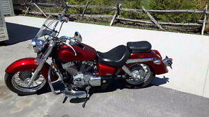 Honda Shadow Aero