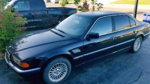 2001 BMW 740 IL 4.4