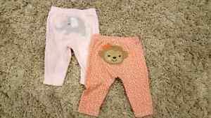 Girls leggings 3-6 months London Ontario image 3