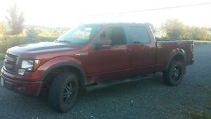 2014 Ford F-150 SuperCrew FX4 Pickup Truck
