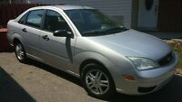 CERTIFIED. ETEST. 2005 Ford Focus