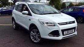 2015 Ford Kuga 2.0 TDCi 150 Titanium X 2WD Manual Diesel Estate
