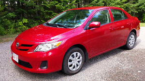 2011 Toyota Corolla--Auto! & Air!--Low mileage!--Clean CarProof!