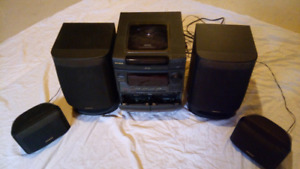 Aiwa Sound System