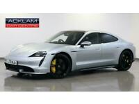 2020 Porsche Taycan 2020 70 Porsche Taycan Turbo Electric silver Automatic