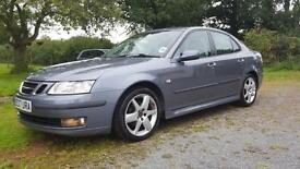 Saab 9-3 1.9TiD ( 150bhp ) Vector Sport - 4 Door Saloon Grey - Lovely Example
