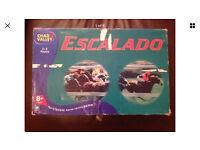 Escalado Vintage Horse Racing Game