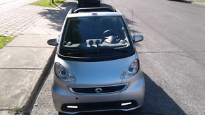 Smart fortwo 2013 convertible